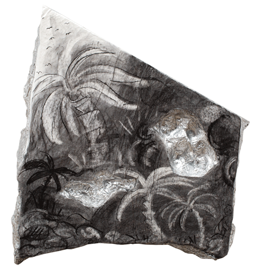 Palmenscholle